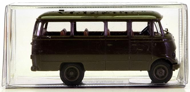 Brekina 3619 (1:87) – Mercedes-Benz O 319 Bundeswehr