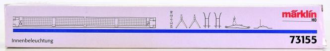 Mätklin 73155 – Innenbeleuchtung für Wagen 43241, 43250, 43251, 43260 und 43261