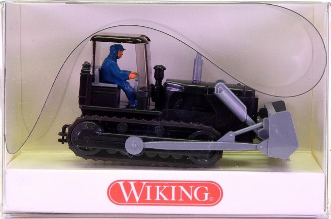 Wiking 655 05 18 (1:87) – Planierraupe mit Fahrer