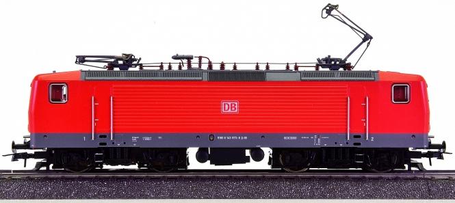 Roco 79321 (AC) - Elektrolok BR 143 der DB, digital (MM) & Sound