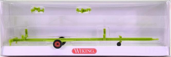 Wiking 390 01 21 (1:87) – Transportwagen mit Schneidewerk