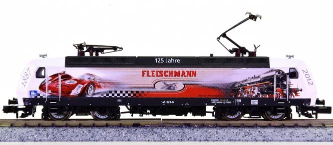 Fleischmann 781205 (N) – Elektroloe BR 145 -125 J. Fleischmann- der PRESS