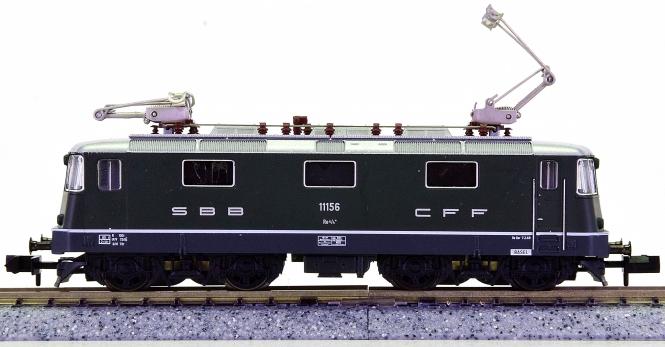 Fleischmann 7340 (N) - Elektrolok Re 4/4 der SBB/CFF