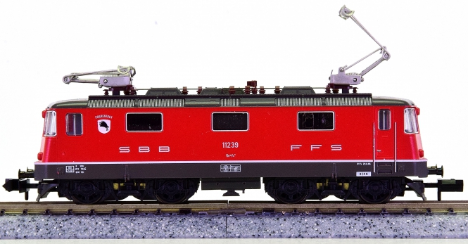 Fleischmann 7342 (N) - Elektrolok Re 4/4 der SBB/CFF