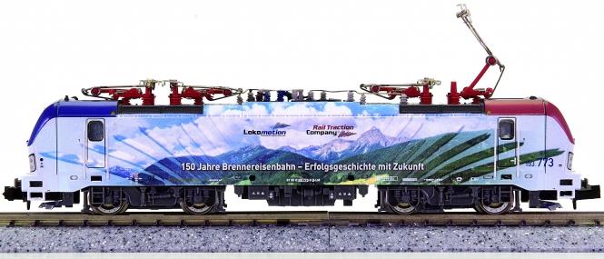 Hobbytrain H2993 (N) – Elektrolok Vectron BR 193 -Brennerbahn- der LM