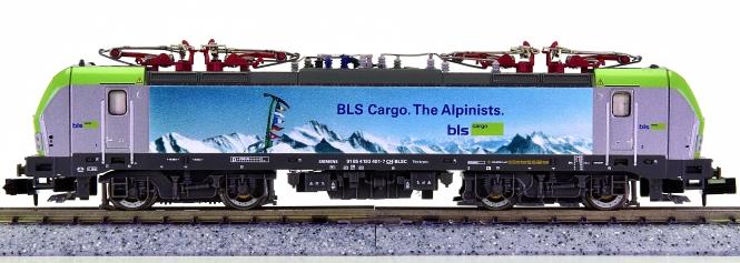 Hobbytrain H2975 (N) – Elektrolok Vectron Re 493 -Alpinisten- der BLS Cargo AG