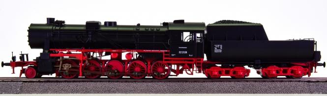Roco 62282 – Schlepptender-Dampflok BR 52 der DB, digital (DCC)
