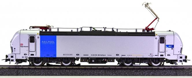 Roco 79934 (AC) - Elektrolok BR 193 der Railpool, digital & Sound
