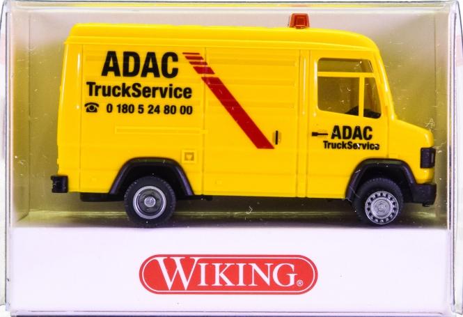 Wiking 00781030 (1:87) – Mercedes-Benz 507 D ADAC Truckservice
