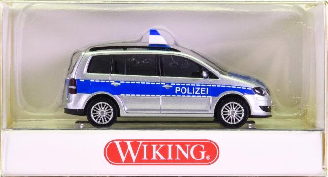 Wiking 1043333 (1:87) – VW Touran Polizei