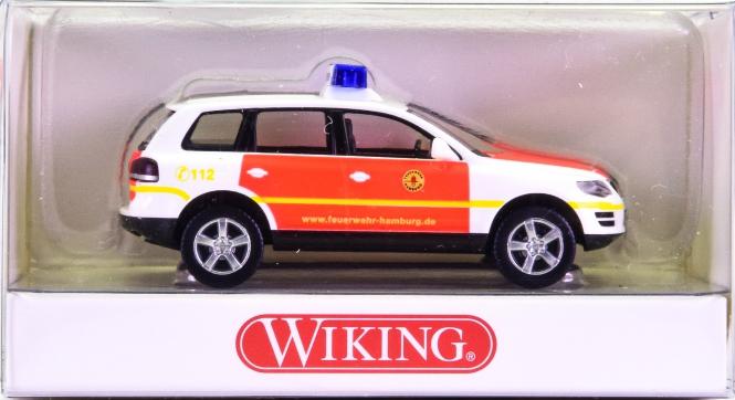 Wiking 06011733 (1:87) – VW Touareg Feuerwehr Hamburg