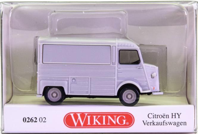 Wiking 026202(1:87) – Citroen HY Verkaufswagen