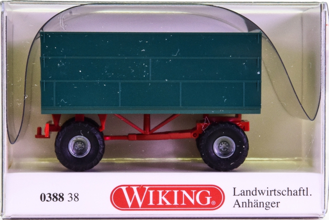 Wiking 038838 (1:87) – Landwirtschaftlicher Anhänger