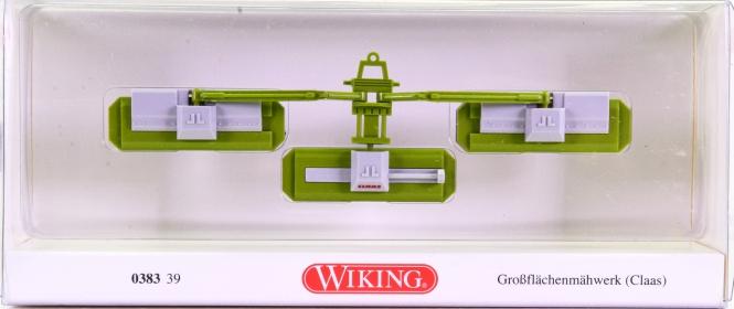 Wiking 038339 (1:87) – CLAAS Großflächenmähwerk