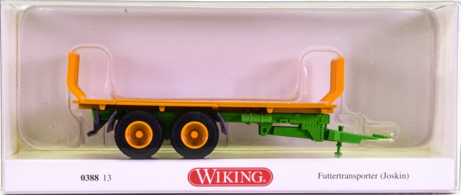 Wiking 038813 (1:87) – Joskin Futtertransporter