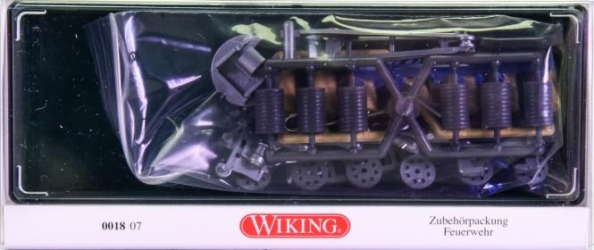 Wiking 001807 (1:87) – Zubehörpackung Feuerwehr