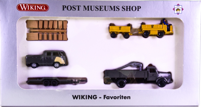 Wiking / PMS 81-51 (1:87) – Wiking-Favoriten, Ausgabe No.3