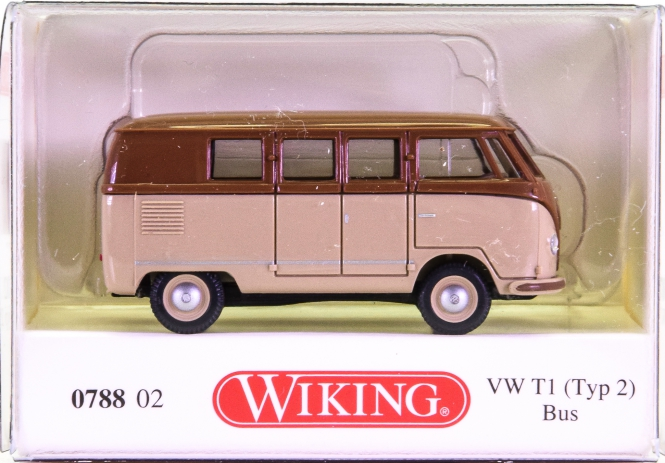 Wiking 078802 (1:87) – VW T1 (Typ2) Bus