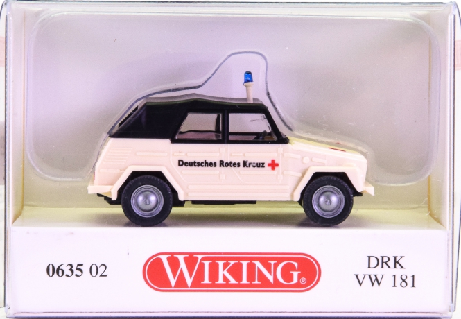 Wiking 063502 (1:87) – VW 181 DRK