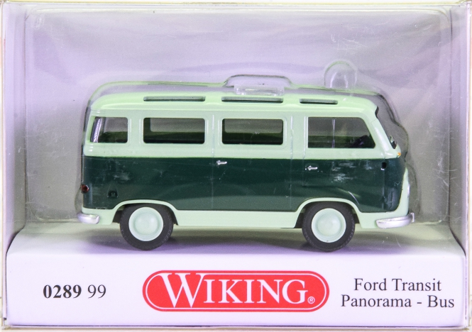 Wiking 028999 (1:87) – Ford Transit Panorama Bus