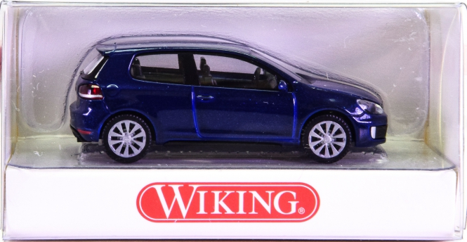 Wiking 00760232 (1:87) – VW Golf VI GTD