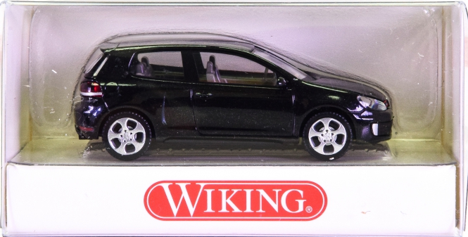 Wiking 00760132 (1:87) – VW Golf VI GTI