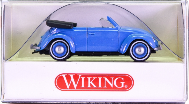 Wiking 07940329 (1:87) – VW Käfer 1200 Cabrio