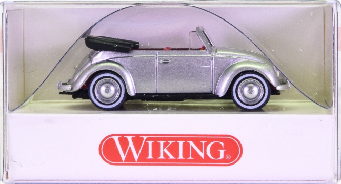 Wiking 07940226 (1:87) – VW Käfer 1200 Cabrio