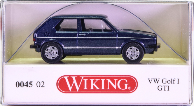 Wiking 004502 (1:87) – VW Golf I GTI