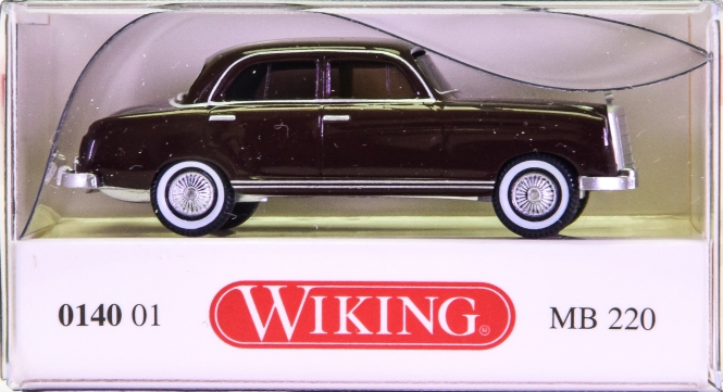 Wiking 014001 (1:87) – Mercedes-Benz 220
