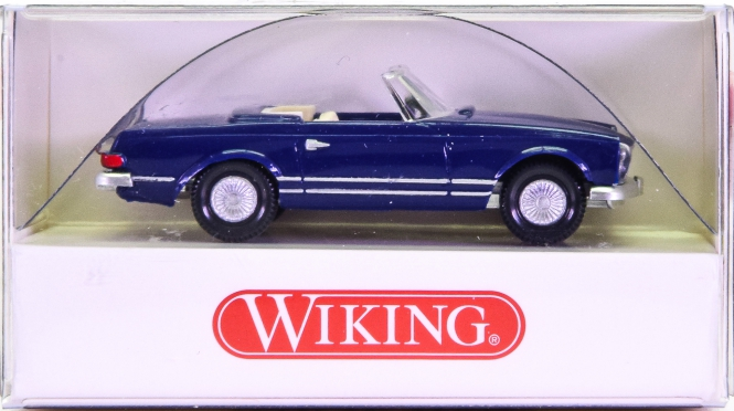Wiking 07992427 (1:87) – Mercedes-Benz 230 SL Cabrio