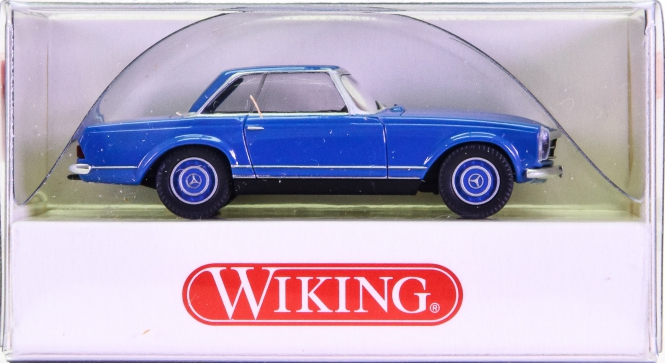 Wiking 08343428 (1:87) – Mercedes-Benz 230 SL Coupe