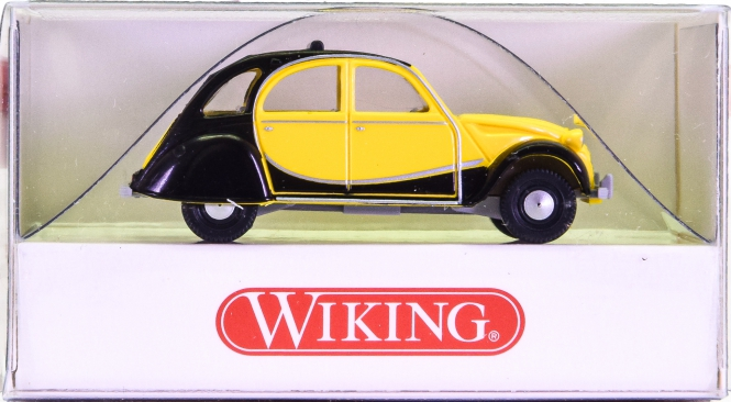 Wiking 08091025 (1:87) – Citroen 2CV Charleston