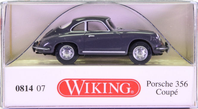 Wiking 081407 (1:87) – Porsche 356 Coupe