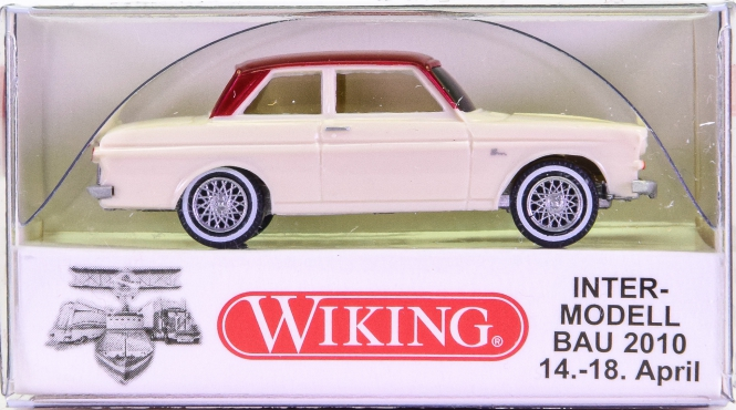 Wiking 020252 (1:87) – Ford 12 M, Intermodellbau 2010
