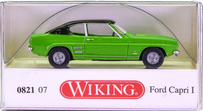 Wiking 082107 (1:87) – Ford Capri I