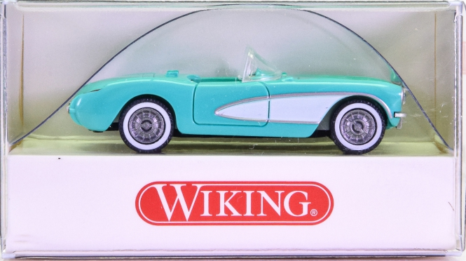 Wiking 08190430 (1:87) – Chevrolet Corvette