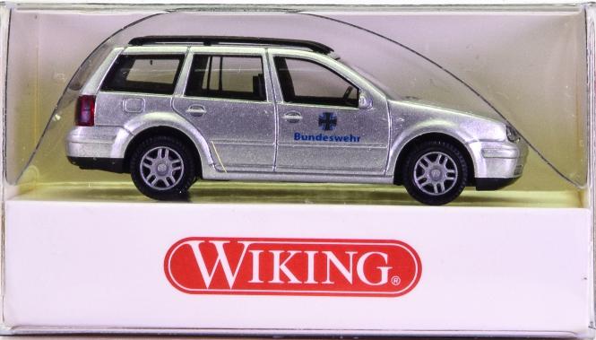 Wiking 6962228 (1:87) – VW Golf Variant Bundeswehr