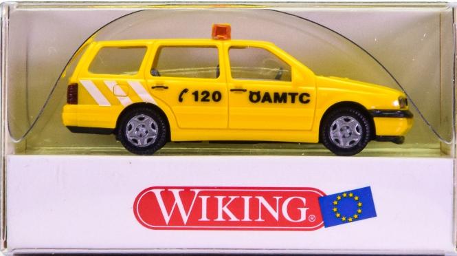 Wiking 0780326 (1:87) – VW Golf Variant -ÖAMTC-Pannenhilfe-