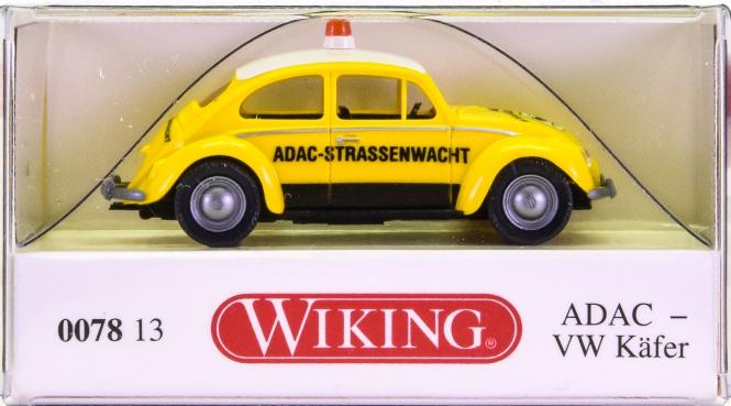 Wiking 007813 (1:87) – VW Käfer 1200 ADAC
