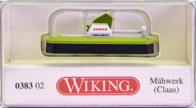 Wiking 038302 (1:87) – CLAAS Mähwerk