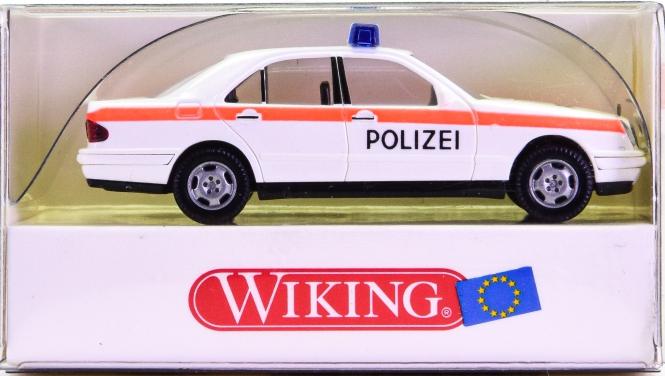 Wiking 10409 (1:87) – Mercedes-Benz E 230 Polizei