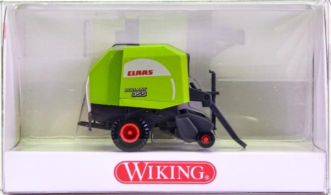 Wiking 03840226 (1:87) – CLAAS ROLLAND Rundballenpresse