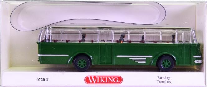 Wiking 072001 (1:87) – Büssing Trambus