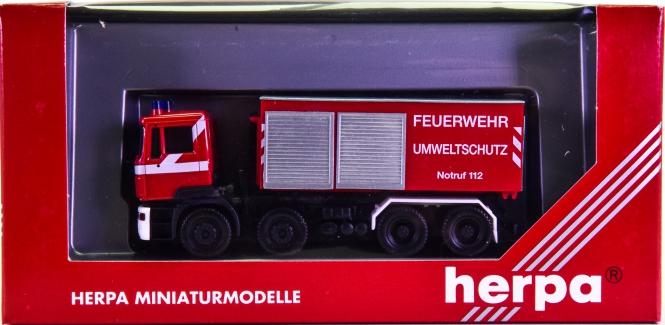 Herpa 043182 (1:87) – MAN F 2000 Feuerwehr