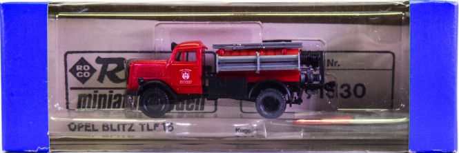 Roco 1317 (1:87) – Opel Blitz TLF 15 Feuerwehr