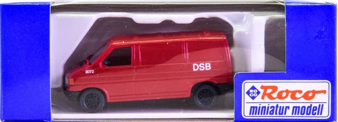 Roco 2477 (1:87) – VW T4 Kasten DSB