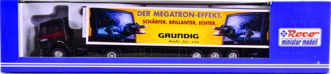 Roco 1625 (1:87) – Mercedes-Benz 1850 -Grundig-