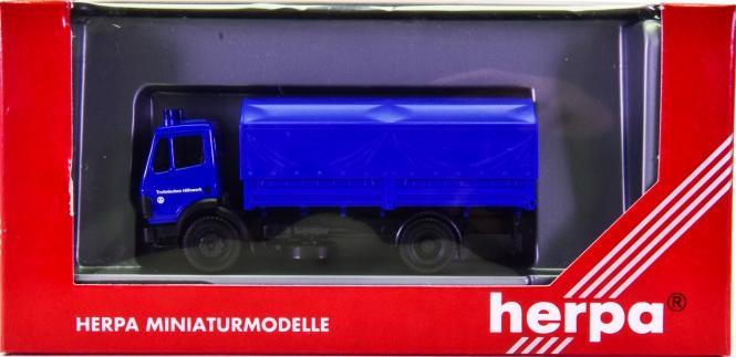 Herpa 144544 (1:87) – Mercedes-Benz SK 88 LKW -THW-