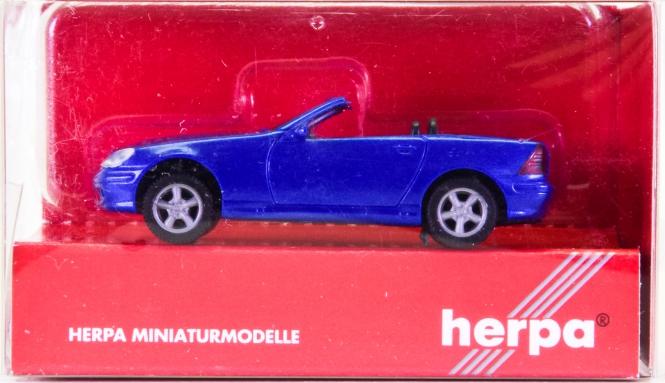 Herpa 032919 (1:87) – Mercedes-Benz SLK Roadster